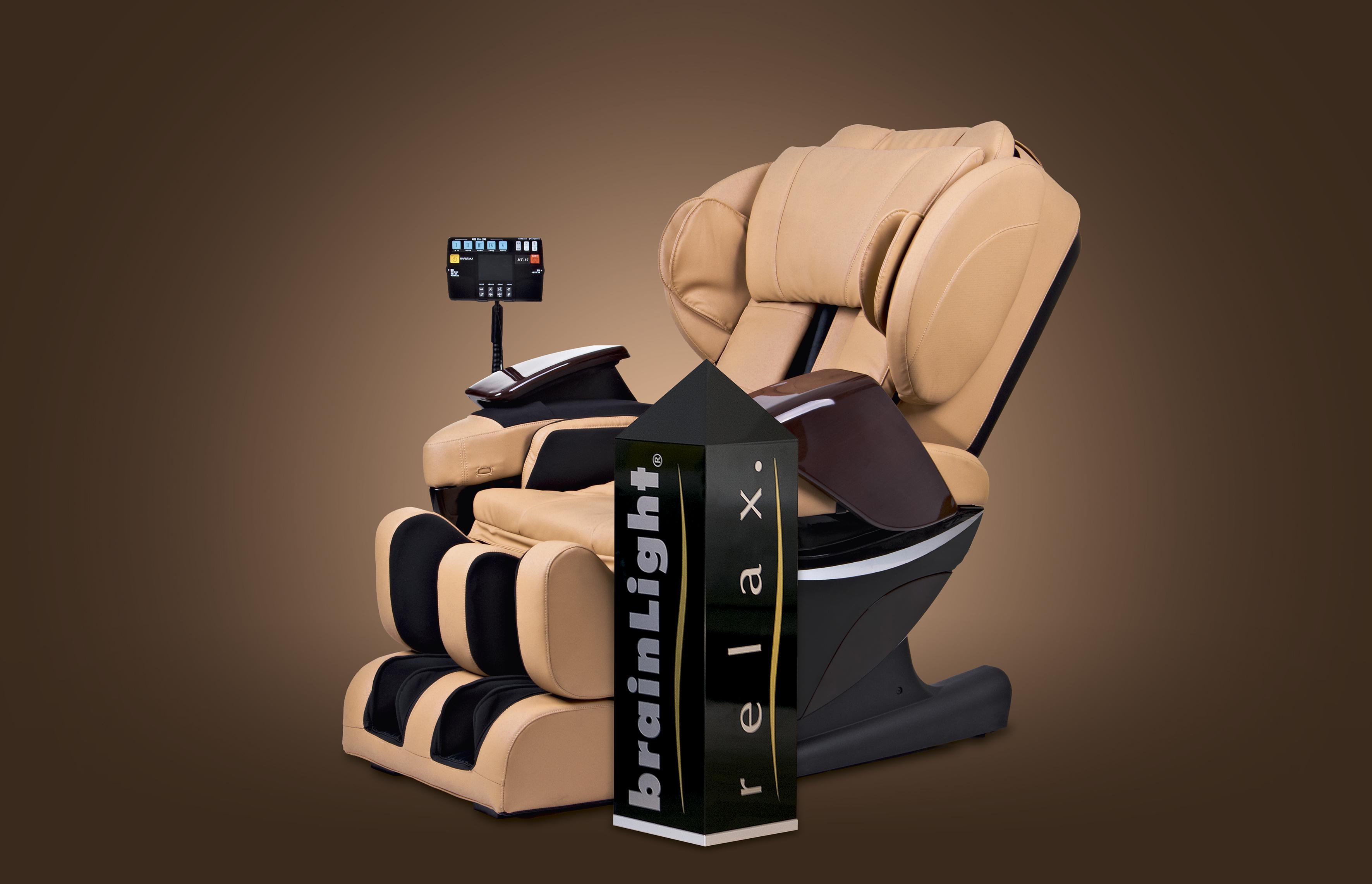 Entspannungssystem von brainLight GmbH