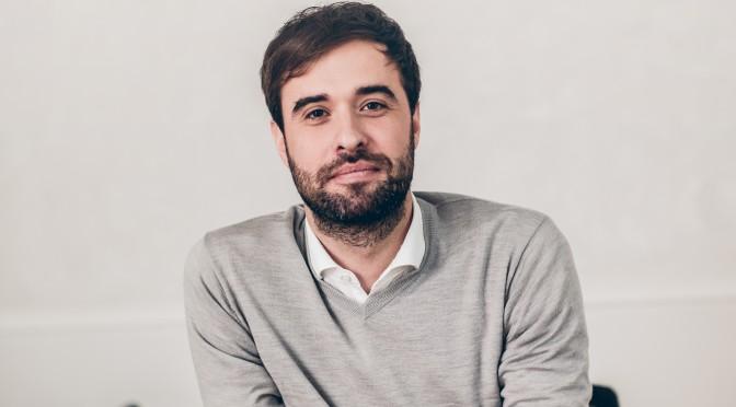 Geschäftsführer Philippe Bopp von machtfit.